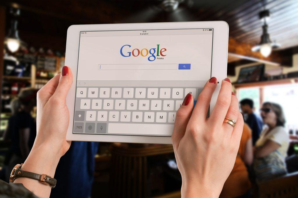 Suchmaschinenoptimierung google